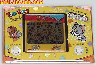 cool tom and jerry games